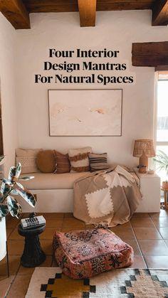 Home Living Room, Interior, Living Room Decor, Home Decor, Room Inspiration, House Interior, Apartment Decor, Home Interior Design, Interior Design