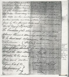 1799 William Dempsey + Patsey Landrum Marriage Bond