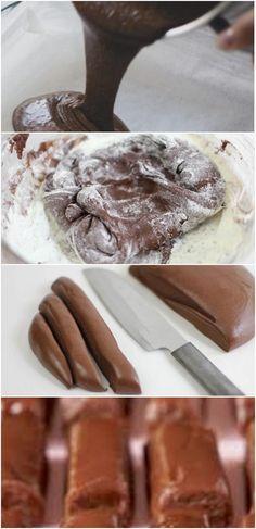 Bolo Bomba de Chocolate…MUITO GOSTOSO VEJA AQUI>>>Coloque em uma panela o leite condensado, o leite comum (3 latas), as gemas e o amido de milho Leve ao fogo até engrossar, mexendo sempre #receita#bolo#torta#doce#sobremesa#aniversario#pudim#mousse#pave#Cheesecake#chocolate#confeitaria