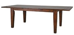 Furniture : Tables, Irish Coast Extension Table from Urban Barn to complement your style.