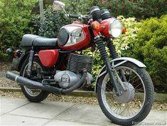 1980 MZ TS250..