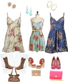 """""""What's a Girl To Wear?"""" by darbie73 on Polyvore"""