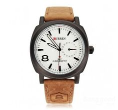 Style your wrists with ravishing Curren watches http://www.clicky.pk/men-watches/
