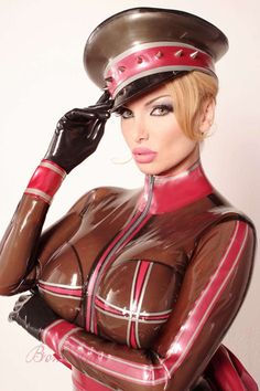 Military Style Latex Rubber
