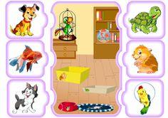 Игра. ТАКИЕ РАЗНЫЕ ЖИВОТНЫЕ. Обсуждение на LiveInternet - Российский Сервис Онлайн-Дневников Projects For Kids, Diy For Kids, Kids Crafts, Farm Animals, Animals And Pets, Speech Language Therapy, Fun Games, Preschool Activities, Bowser