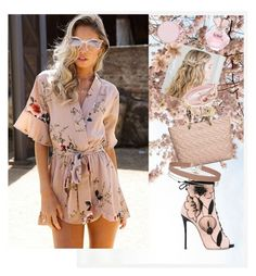 """""""Spring Vibed"""" by yourlittlemarie ❤ liked on Polyvore featuring Pottery Barn, Jimmy Choo, Giuseppe Zanotti, Karl Lagerfeld, Miss Selfridge, Rolex, Van Cleef & Arpels and Salvatore Ferragamo"""