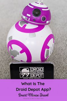 Droid Depot App: At Home Fun With Galaxy's Edge Droids - Smart Mouse Travel Disney World Vacation Planning, Disney World Florida, Disney Vacations, Trip Planning, Disney World Tips And Tricks, Disney Tips, Disney Parks, Walt Disney, Star Wars Film
