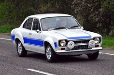 FORD ESCORT - VINTAGE AND CLASSIC VEHICLES