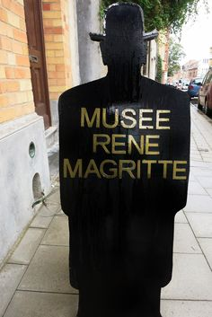 Things to do in Brussels – Tour the René Magritte Museum  http://mikestravelguide.com/things-to-do-in-brussels-tour-the-rene-magritte-museum/ #Brussels #RenéMagritte #art #travel #RenéMagritteMuseum #visitflanders
