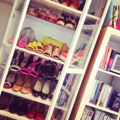 My dream wardrobe Shoe Rack, Style Inspiration, Shoes, Home Decor, Fashion, Moda, Zapatos, Decoration Home, Shoes Outlet