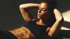 Bauchmuskel-Training für Frauen - in 8 Wochen ein flacherer Bauch