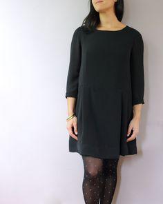 Lexi dress de Named - Le coussin du singe Named Clothing, Clothing Patterns, Diy Fashion, Cold Shoulder Dress, Inspiration, Clothes, Style, Dresses, Sewing Ideas