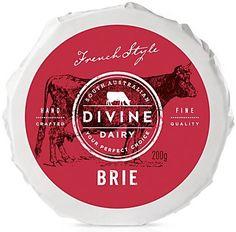 Divine Dairy packaging