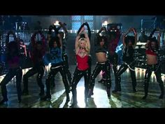 Britney Spears HD - Toxic Live