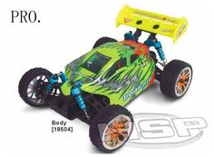 HSP RACING 1/16th Scale RC Troian Off-Road Buggy EP electric powered  RTR Brushless Motor 94185PRO on AliExpress.com. $99.47