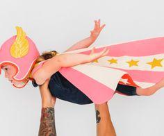 Children's Superhero Costumes