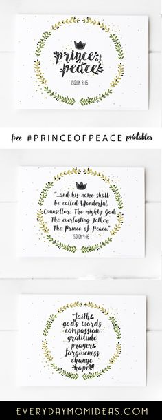 Compassion & The Woman Who Always Had Enough To Give (#PrinceOfPeace) - Everyday Mom Ideas