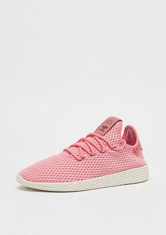 new arrival f99ee aba47 adidas Pharrell Williams Tennis HU tactile rose bei SNIPES