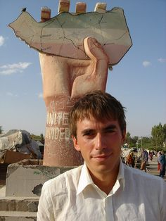 Holidays in the Danger Zone: PLACES THAT DON'T EXIST  Somaliland programme  Simon Reeve, presenter, next to a monument to independence in Somaliland in the Horn of Africa. Somaliland fought a lengthy war of independence against neighbouring Somalia, an We need more money! Check out:   http://www.reallyfastmakemoney.com
