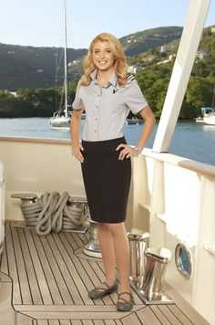 Who Is Emily Warburton-Adams From 'Below Deck'? She Is A Woman Who Knows What…