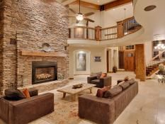This 8-bedroom, 11-bath home sits atop Flagstaff Mountain in Deer Valley Resort's Red Cloud private gated community. Offering more than 9,600 square feet of living space, this ski-in/ski-out residence features a home theater, wine cellar, fitness room, lounge with indoor bar, ski prep room and outdoor hot tub with spectacular mountain views.