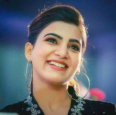 her smile 💓 Samantha In Saree, Samantha Ruth, South Actress, South Indian Actress, Beautiful Bollywood Actress, Beautiful Indian Actress, Funny Baby Photography, Samantha Images, Indian Heroine