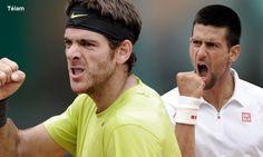 Del Potro subió al séptimo lugar del ranking mundial y Djokovic recuperó el número 1 (Foto: Télam)| Leé la nota completa en http://www.lapampadiaxdia.com.ar/2012/11/del-potro-subio-al-septimo-lugar-del.html