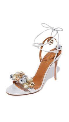 Aquazzura Disco Thing Sandals