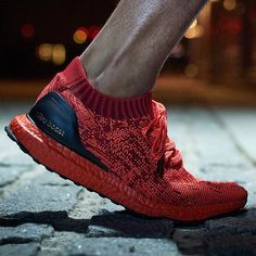 Adidas Ultra Boost Uncaged Triple Red #Performance, #Run, #Sneakers
