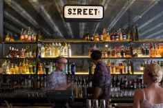 Adelaide newcomer restaurant - Street ADL, and upstairs formal dining room, Orana ~ go there.