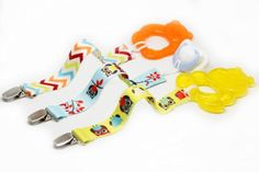 Amazon.com : ⭐︎LIMITED OFFER⭐︎ Pacifier Clip 3 Pack- Owl Design - For Baby Boy - Quality Binky Holder Set for any Paci - NUK, MAM, AVENTA, CHICCO Perfect For Teething Ring, Bibs, Baby Shower Gift. : Baby