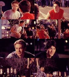 """i could do this forever, little brother""... one of my favorite one tree hill moments"