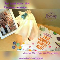 If you would like to join my team please contact me. A fantastic opportunity to start your Scentsy business
