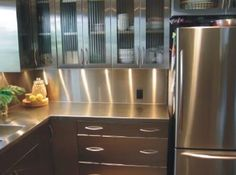 Countertops & More Stainless Steel