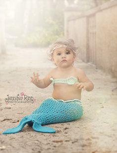 My Finley. #mermaid #baby #oneyearold... My friend's photography of her daughter down in FL. LOVE her work!