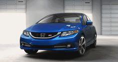 2014 Honda Civic Si Sedan BLUE spinner gif1 photo