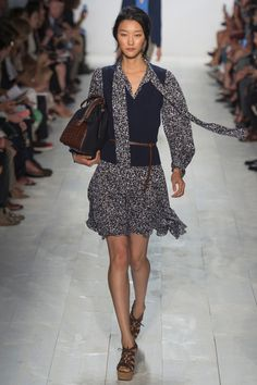 Michael Kors Spring 2014 RTW - Runway Photos - Fashion Week - Runway, Fashion Shows and Collections - Vogue