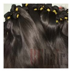 BFhair Gold Grade Straight Hair Extensions 10 Bundles Wholesale Deal - BF Hair