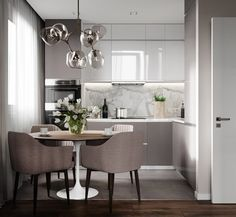 Trending 33 Top Home Decor Colors For 2019 Stepping away from the tech-obsessed decor trends that we saw dominate the 2018 design trends, 2019 move to… Home Decor Kitchen, Kitchen Interior, Home Kitchens, Home Decor Catalogs, Home Decor Online, Interior Design Companies, Best Interior Design, Home Decor Instagram, Cuisines Design