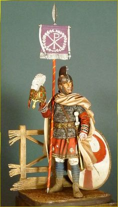 Roman troops of Third Century