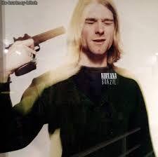 Bildresultat för rare pics kurt cobain