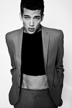 Anthony White by Matthew Pandolfe for Fucking Young!  Styling: Torian Lewin   Grooming: Dana Rae