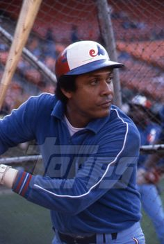Tony Perez - Montreal Expos