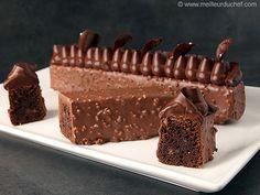 Cake de voyage au chocolat