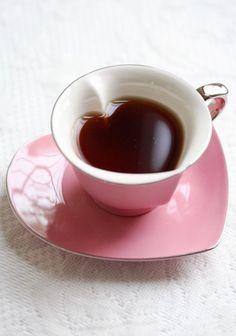 love tea cup