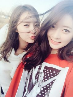 Ayoung and Woohee