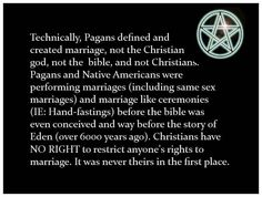 Pagan beliefs on sexuality