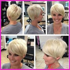 awesome Cool Pixie Haircuts for Oval Faces 2016,Is your coiffure boring? Tired of the identical look? Go for daring with a classy pixie haircut. You will get completely one other look and can showca...