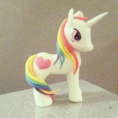 Pony topper