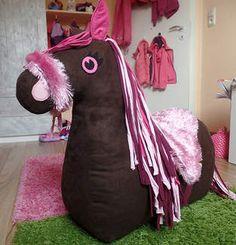 Makerist - Reitpferd für mein Töchterchen - vom PAPI :-)) - 1